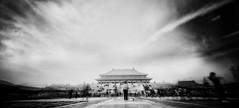 Nachhall der Geschichte (anadigma) Tags: china beijing pinhole peking lochkamera theeternal holgawpc120 obscurabook