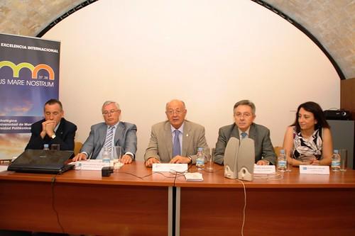 Clausura curso energías renovables UNIMAR-CMN Cieza