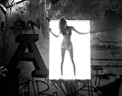 The girl in the window (Tessa Beligue) Tags: lighting nyc portrait urban blackandwhite woman hot sexy beautiful beauty silhouette composition contrast grit graffiti amazing interesting intense shadows dof emotion expression vibrant unique gorgeous perspective creative dramatic highcontrast vivid beautifullight monotone sharp depthoffield queens urbanexploration soul beautifulwoman expressive highkey emotional intimate cinematic drama depth visualpoetry emotive impressive beautifulgirl gorgeousgirl compelling urbanphotography astounding humanform femaleportrait captivating evocative abandonedplaces femalebody darkandlight amazinglight perfectlight blackwhiteportrait beautifulbody perfectcomposition portraitsofwomen dramaticportrait soulcapture canont1i tessabeligue giannazecca exploretheabandoned