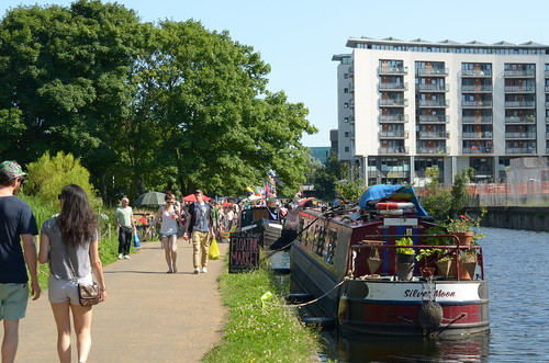 Regents Canal Floating Market ©  Still ePsiLoN