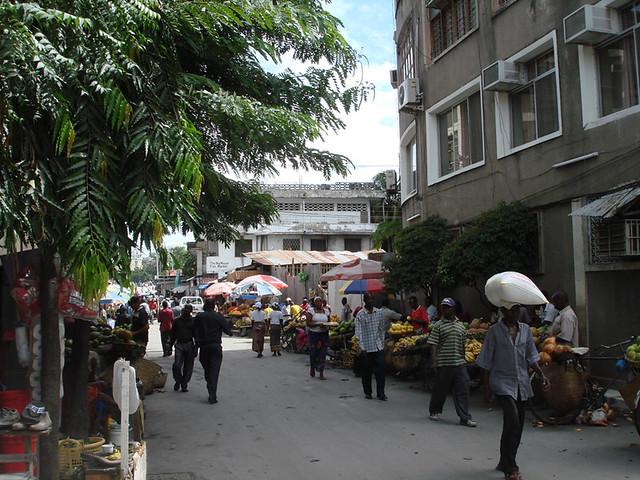 Side Street in Dar