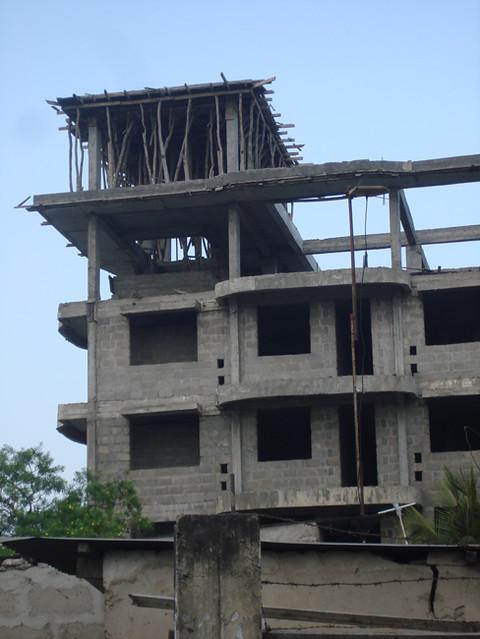 Scaffold in Dar