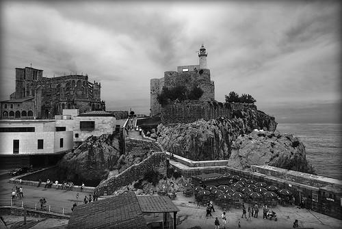 Faro de Castro Urdiales.