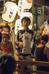 KYOTO DAYS ~ Gion-Matsuri Festival (junog007) Tags: boy summer girl festival night nikon kyoto child gion 28300mm d800 gionmatsuri gionmatsurifestival nikonflickraward mygearandme mygearandmepremium mygearandmebronze