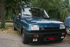 renault5 alpine (macadam67) Tags: car renault collection alpine oldcar voitures anciennes r5 entzheim retrorencard