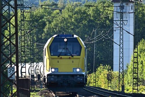 D Stock Transport Maxima Gemünden am Main 12-08-2012