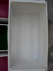 SL ARTES ATELIER - RJRJ 07 (SL Artes Atelier (RJ/RJ) - http://www.facebook.com) Tags: de rj no artesanato feira vitrines caixotes caixotesdefeira caixotespintados caixotescrús caixotescompátinas caixotesparaestantes caixotesparasapateiras