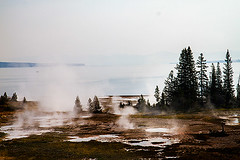 Hot-Spots-Not-Wifi (For91days) Tags: oldfaithful wyoming yellowstonepark