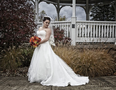 Jennifer (Mike Bader) Tags: wedding groom bride weddingparty brideandgroom weddinggown weddingphotography