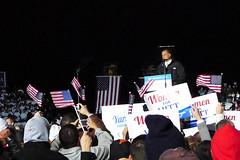 Mitt Romney (TaniaGail) Tags: president rally candidate republican crowds mittromney annromney shadybrookfarm 2012unfiltered romneyryan2012 bucksromney