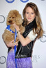 Rosie Fortescue, Battersea Dogs & Cats Home's Collars & Coats Gala Ball 2012 held at the Battersea Evolution - Arrivals. London, England