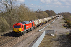 60024 Stenson Junction (Gridboy56) Tags: db lindsey tug kingsbury stenson 60024 dbschenker 6m57