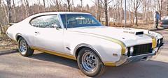 1969 Oldsmobile Hurst Olds (H/O) 455 (crusaderstgeorge) Tags: 1969 sweden oldsmobile hurst 455 1969oldsmobilehurstoldsho455
