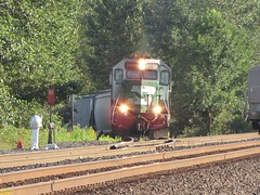 BNSF EMD GP39M #2894 & EMD GP38AC #2136 (In Memoriam busdude) Tags: railway bnsf emd 2894 2136 gp38ac bnsfrailway gp39m
