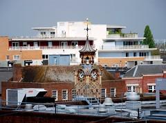 Epsom Clocktower (JamesStracey) Tags: clocktower epsom townplanning whattownplanning