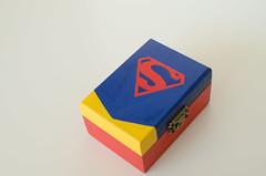 Super Girl Dunny_7 (effeherre.design) Tags: kidrobot supergirl dunny arttoy