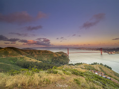 Golden Gate Bridge (Nam Ing) Tags: goldengatebridge marinheadlands hawkhill