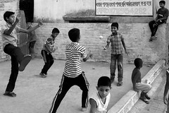 #06 Street | Dhaka | 2016 (Sohail Bin Mohammad) Tags: street people blackandwhite monochrome kids streetphotography layers dhaka bangladesh bnw urbanstreetphotography hardcorestreetphotography
