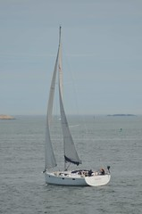 S/V Avrora (jelpics) Tags: ocean sea boston sailboat port harbor boat ship yacht massachusetts vessel sail mast bostonma bostonharbor avrora massport sailingvessel svavrora