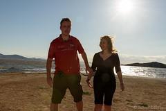 Mar Menor, cerca de la cala de los Pinos (estebanjvr) Tags: espaa mar spain murcia marmenor cartagena