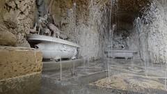 DSC_0187 giochi d'acqua reale (Lombardi Massimo Firenze) Tags: villa di firenze castello animali grotta degli medicea