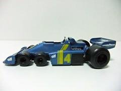 TYRRELL P34/2 - POLISTIL (RMJ68) Tags: cars ford toy team f1 elf 1977 1976 coches juguete 132 tyrrell diecast p34 polistil