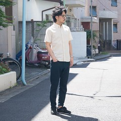 May 13, 2016 at 03:47PM (audience_jp) Tags: fashion japan shop tokyo audience snap  madeinjapan kouenji     coordinate  ootd nowavailable        audienceshop upscapeaudience