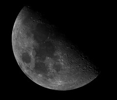 First Quarter Moon (AllAboutRefractors) Tags: astrophotography astronomy lunar refractor tec180