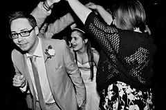 The happy couple (Steve.T.) Tags: wedding people blackandwhite leaving mono groom bride nikon faces husbandandwife thehappycouple newlyweds brideandgroom weddingphotography mrandmrs underanarch d7200