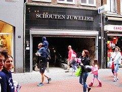 Jewelry shop (streamer020nl) Tags: holland netherlands amsterdam nederland paysbas centrum niederlande 2016 binnenstad 180516