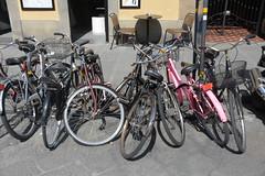 biciclette (pineider) Tags: bike tits boobs titts topless boob bicicletta