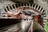 Konst i Stockholms t-bana (Ana >>> f o t o g r a f í a s) Tags: underground subway europa europe metro sweden stockholm schweden sverige scandinavia sthlm hdr estocolmo stoccolma suecia tunnelbana fused tbana kungsträdgården tunnelbanan photomatix escandinavia hdrworldsweden