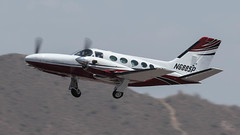 Cessna 425 Conquest I N6885P (ChrisK48) Tags: airplane aircraft dvt phoenixaz kdvt cessna425 conquesti phoenixdeervalleyairport n6885p