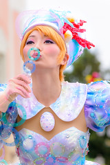 Aqua Pop (kos270) Tags: easter nikon dancer disney performer tokyodisneysea fashionableeaster