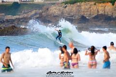 """Pablo Alvarez """"Veranito"""" (omar suarez asturias) Tags: espaa beach canon spain holidays surf asturias playa paisaje surfing verano swell gijon vacaciones biquini 150600mm canon70d"""