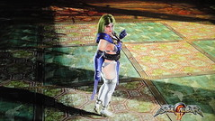 nuru d in Soulcalibur IV09086 (Cliffather) Tags: videogame namco soulcalibur fightinggame pantyshot nuru virtualgirl