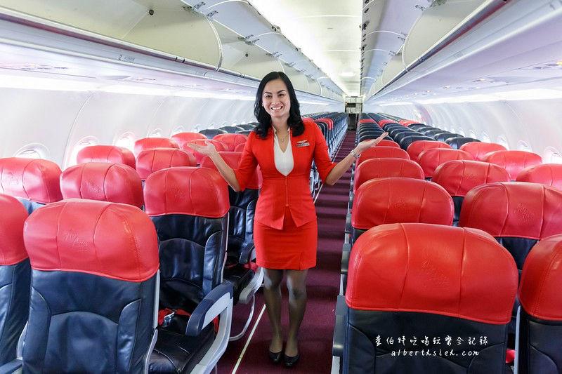 馬來西亞沙巴自由行.廉價航空:亞洲航空