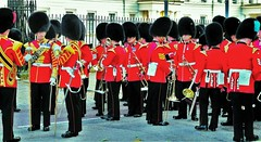 Massed Bands of The Household Division, Brass Section. (standhisround) Tags: irish army band welsh guards britisharmy guardsmen scots coldstream grenadiers householddivision massedbands