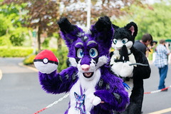 ConFuzzled 2016 - Fursuit Parade (gyaku_zuki) Tags: furry birmingham parade convention furs fursuit zuki confuzzled