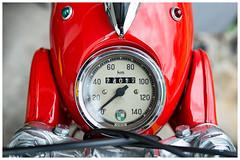Puch restauriert (bernhard huber) Tags: rot puch motorrad colorefexpro