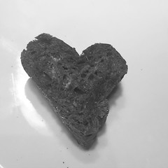 Heart Bread (Forsaken Fotos) Tags: apt aptliving