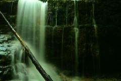 2016_0629Dark-Falls0001 (maineman152 (Lou)) Tags: summer nature water june waterfall stream dam newhampshire waterfalls brook fallingwater naturephotography naturephoto