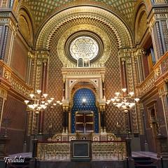 Spanish Synagogue (Txulalai) Tags: travel church arquitectura prague monumento sony praha praga republicacheca spanishsynagogue sinagoga chequia sonyalpha6000 sonya6000 sonyilce6000