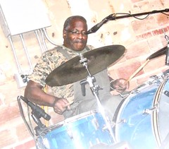 EXPLORED 7/8/16  Hezekiah Early : watch: (Shein Die) Tags: jukejointfestival hezekiahearly clarksdale livemusic lilpoochie drums 2016jukejointfestival nikon candid theblues newroxy clubs inexplore explore explored
