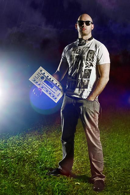 C Randall - DJ and producer