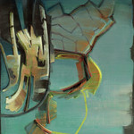 """<b>from the Entanglement Series, oil on canvas</b><br/> Hettmansperger (Oil on Canvas)<a href=""""http://farm8.static.flickr.com/7110/6893720448_4391a928eb_o.jpg"""" title=""""High res"""">∝</a>"""