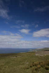 Galway Bay, Ireland (TomLiaPhotography) Tags: ireland sea canon coast doolin farmland coastline remote countyclare galwaybay 60d