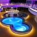 Disney Fantasy adult pools - Quiet Cove, Satellite Falls