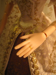 Wedding Ring!! So cute! (scarlett1854) Tags: disney rapunzel tangled disneyprincess disneydoll limitededitiondoll tangledeverafter rapunzelwedding rapunzelshorthair
