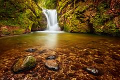 Geroldsau Cascade (mibreit) Tags: green water river flow waterfall spring rocks wasserfall magic badenbaden cascade blackforest frhling geroldsau